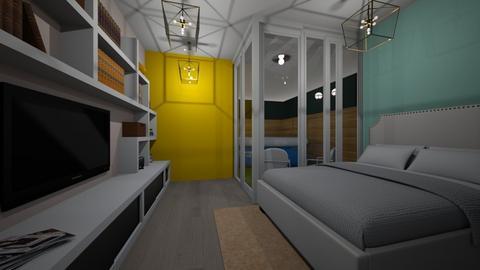 Teenage Bedroom - Classic - Bedroom - by MagiC_FetuS