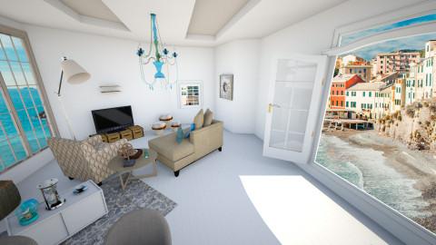 ms3 - Living room - by tabb