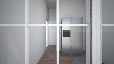 floor plan Donnas 3 - Modern - by SVARLEY