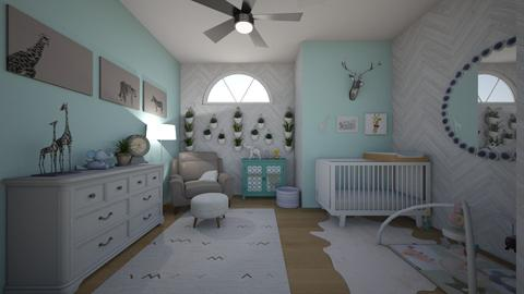 bbaby - Kids room - by dena15
