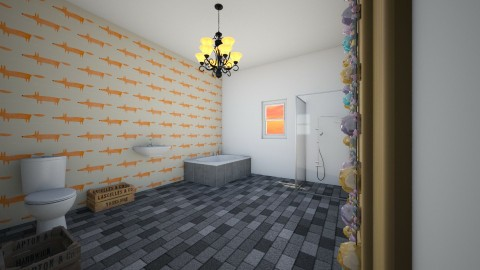 The Potty room - Bathroom - by Hearts_3at_Potatoes