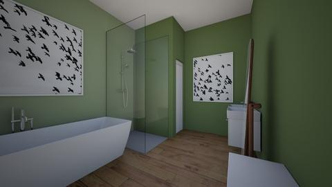 int - Bathroom - by 12062962
