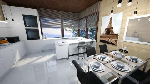 Kitchen - by kashanka