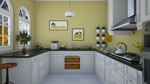 Eat some - Kitchen - by agapka