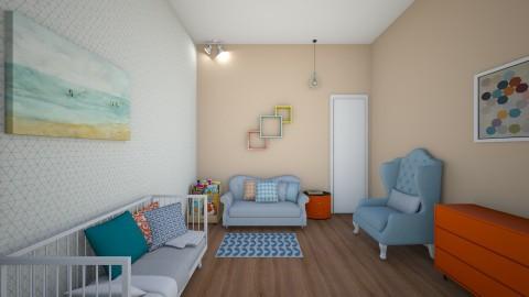 Enzo - Kids room - by RaquelG