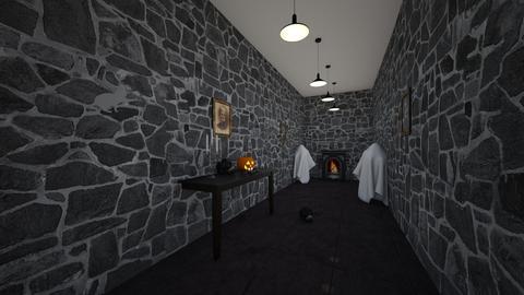 Halloween Hall - by MadisonKeith1