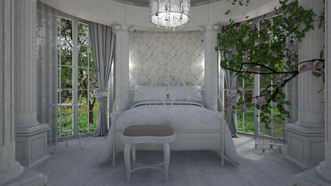 Fairy Tale - Feminine - Bedroom - by Tuija