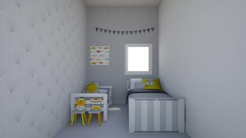 508 - Kids room - by avigail100