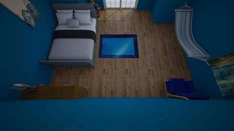 n - Bedroom - by Kawaii_girl2