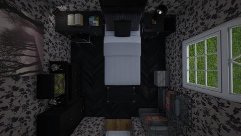 dger - Bedroom - by scourgethekid