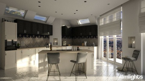 Light it is also scope - Kitchen - by DMLights-user-991288