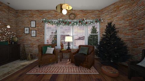 christmas  - by belavgeny