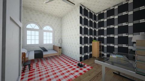 my bedroom - Bedroom - by hamala malik