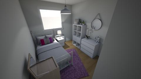 Habitacion Nerea 5 - Feminine - Bedroom - by everybodyfeel
