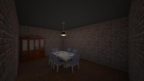 Nikolai and Esmeralda 3 - Dining room - by RitchieValens640