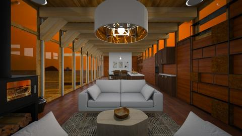 Wood Living - Living room - by Gener Morales