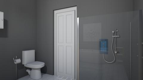 Aesthetic modern Bathroom - Bathroom - by Honey_Bee