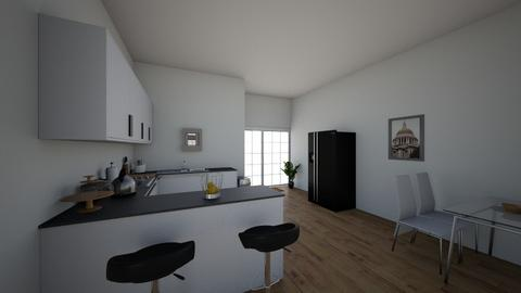 kitchen - Kitchen - by lovedae_parfait