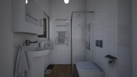 Casa307Bathroom - Classic - Bathroom - by nickynunes