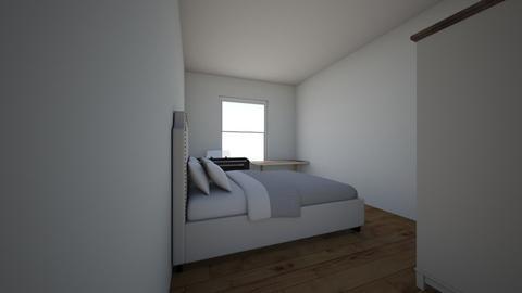 munich room - Minimal - Bedroom - by magueroc