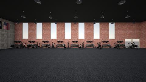 Gym 9 - by rogue_9837734453203cdb18d3ea47c4cdf