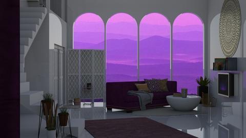 Real_Dream - Living room - by RaeCam