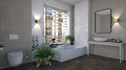 MINIMOLIA - Modern - Bathroom - by 3rdfloor