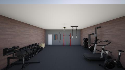 Home Gym - by rogue_20fa920610229b95d9adeeb89ec22