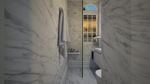 Casa273Bathroom - Modern - Bathroom - by nickynunes