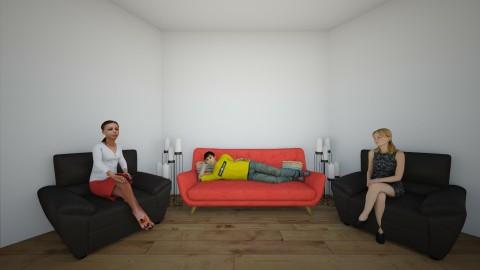 hg - Minimal - Living room - by HewoUnicorn