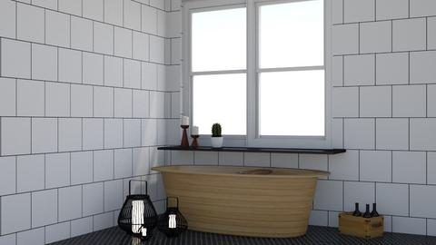 Autumn Bath - Bathroom - by mgirlie30