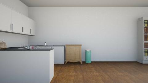 french house  - Modern - Living room - by charlot van dam