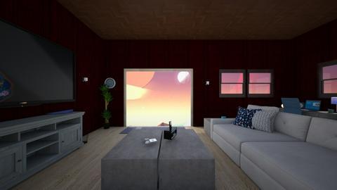 Practice Room 1 - Living room - by Isa_Snowy_Owl