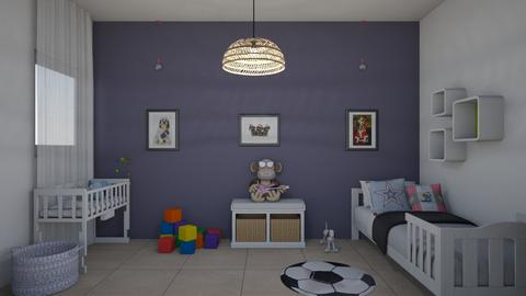 2216 - Kids room - by rivg