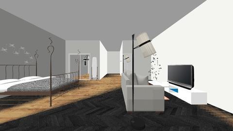 Final Dream Room - Bedroom - by ssouthard22