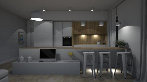 Kitchen - Modern - Kitchen - by Annathea