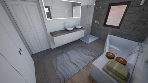 Robinson 38 bath - Bathroom - by Renta