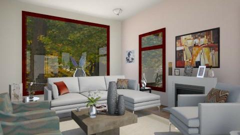 livingroom - Minimal - Living room - by Manoor Ali