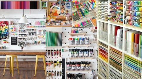 This Sisterly Art Studio - by MarvelGlimmer