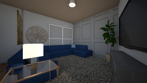 Living Room - Living room - by MonseMireles