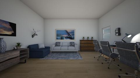 office 1 - Office - by denathoman