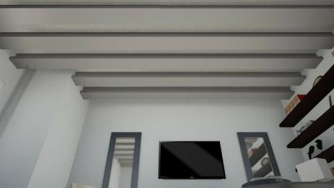 Beam - Living room - by hayesemma