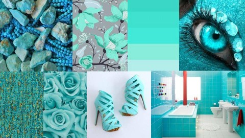 All Turquoise - by Tara T