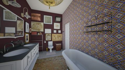 Dream222 - Vintage - Bathroom - by Ripley86