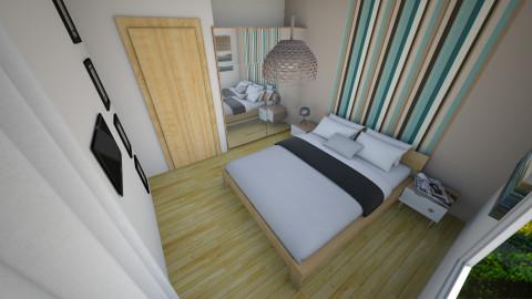 sypialnia - Bedroom - by polnik