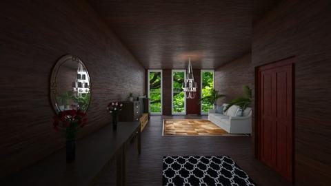Template room  - Country - Living room - by 26finkc