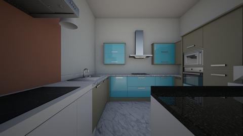 First room  - Kitchen - by StarTByerley