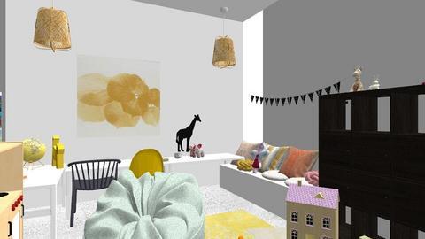 Vaals kidsroom2 - Kids room - by hannekemaenen
