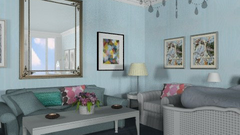 Hotel Bedroom 3 - Classic - Bedroom - by Azmi_Ar