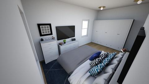 hoola - Modern - Bedroom - by qreyesperez07